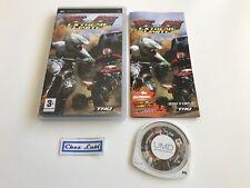 MX VS ATV Extrême Limite - Sony PSP - PAL FR - Avec Notice
