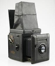 """Thornton Pickard SPECIALE riflesso Ruby PIASTRA MACCHINA FOTOGRAFICA CON Cooke f/4, 5 5.75"""" lente (RZ8)"""