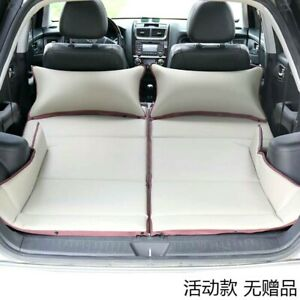 Truck Mounted Special Folding Leather Mattress Pad Car Traveling Sleeping Bed