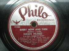 "Helen Humes Be-Baba-Leba / Every Now & Then (see pics) *Philo 106 10"" 78 rpm"