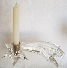 Swarovski Crystal Shooting Star Comet Candle Holder 236716 Retired Fantastic 🕯