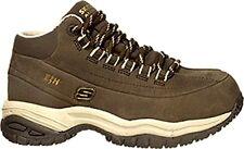 New Skechers Work S/R EH Hiker 76414 steel toe  womens shoes  size 9.5