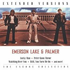 Extended Versions by Emerson, Lake & Palmer (CD, Aug-2000, BMG Special Products)