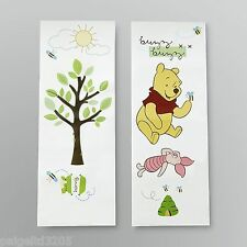 Disney Winnie the Pooh  Decorative Removable Wall Decals / Stickers