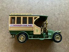 MATCHBOX MODELS OF YESTERYEAR 1910 RENAULT AG DIECAST VEHICLE YET06
