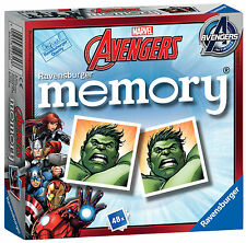 MARVEL Avengers Assemble MINI MEMORY RAVENSBURGER GIOCO
