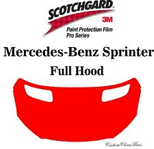 3M Scotchgard Paint Protection Film Pro Series 2019 2020 Mercedes-Benz Sprinter