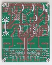 JFET single stage pre-amplifer BOZ PCB