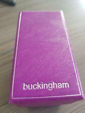 Buckingham Jewelry Silver Bangle