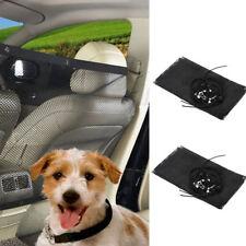 Pet Dog Cat Car Van Safety Isolation Net Guard Front Back Seat Barrier Mesh UK