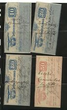 Colombia  Cubiertas    10  used  items                MS0128