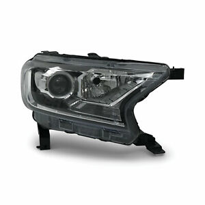 Headlight Projector RIGHT Fits Ford Ranger PX MK2 XLT WILDTRAK 15-18