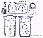 2001-2006 Volkswagen Vw 1984 2.0l Sohc L4 Non-turbo - Premium Engine Rering Kit