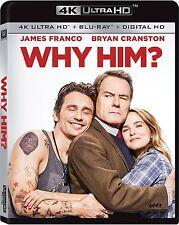 POR QUÉ LE ? (James Franco) (4K ULTRA HD) - Blu-Ray - Region free