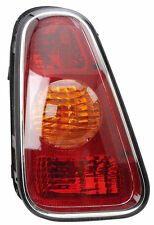 Fits 02-06 Mini Cooper Tail Light Rear Lamp Taillight - LH