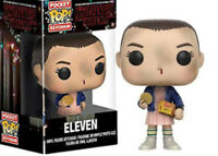 Funko Pop ! Television Stranger Things Eleven With Eggos Vinyl Figure Toys ES