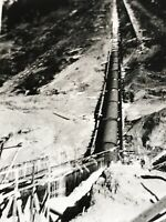 Postcard Lillooet B.C.  Looks Like Oil Pipes ?!! Great View P05