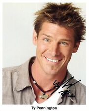 Ty Pennington signed 8x10 promo photo / autograph Trading Spaces
