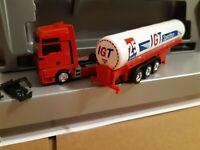 MAN TGX     IGT Gas-Transporte 69502 Hemsbach    25 JAHRE    Gas Tank 938167