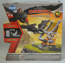 Ionix How To Train Your Dragon 2 Toothless Viking Attack 21001