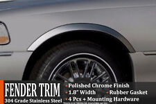2003-2011 Ford Crown Victoria LX / Mercury Grand Marquis LS Fender Wheel Molding
