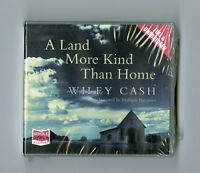 A Land More Kind Than Home : by Wiley Cash: Unabridged Audiobook 7CD
