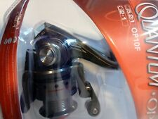 QUANTUM OPTIX OP10F Spinning Reel, New, Clam Pak.