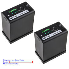 Kastar Fully Decoded Battery Replacement for Canon BP-A30 BP-A60 BP-A65 BP-A90