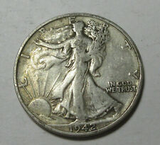 1942-S Walking Liberty (#717MM)