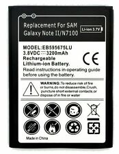 3200 mAh Replacement Battery for Samsung Galaxy Note 2 N7100
