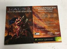 Halo 2 Multiplayer Map Pack NEW Magnet Xbox Live Special Edition Console Promo