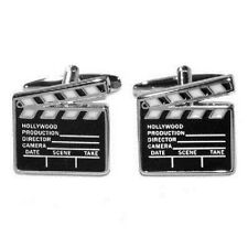 Hollywood Clapper Board Film Cufflinks (X2N195)
