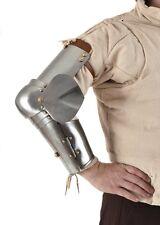 Ulfberth Armzeug mit Ellbogenkacheln Paar Beinschützer Rüstung Mittelalter LARP