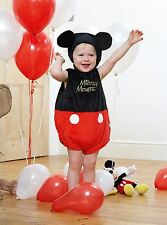 Disney Baby Mickey Mouse Tabard 6-12 mths - Toddler Babies Costume Outfit