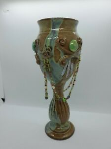 Fire Witch Pottery Handmade Goblet