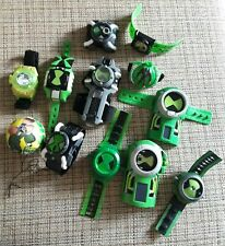 toys action figures aliens monsters Ben 10 bandai and others