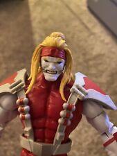 Marvel Legends Omega Red Sauron BAF Wave Hasbro Loose Figure X-Men No BAF piece