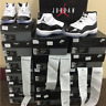 Air Jordan Retro 11 XI Concord 2018 White Black 378037-100 Authentic