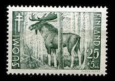 Elch. Bekämpfung der Tuberkulose. 1W. Finnland 1953