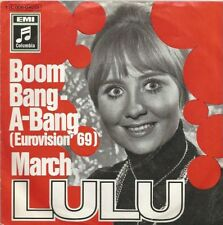 LULU-Boom Bang-a-Bang/March (vinile-Single 1969)!!!