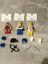 LEGO OLYMPIC MINIFIGURES CMF SERIES 2012 PARTS