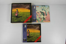 STACKRIDGE ~ JAPAN MINI LP CD x2 BOX SET ~ ORIGINAL, MEGA RARE, OOP