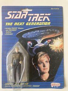 1988 Galoob Tasha Yar Star Trek Next Generation
