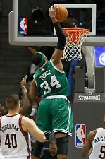 Paul Pierce Unsigned 12x18 Boston Celtics (2)