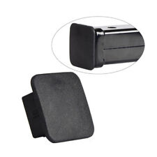 "Rubber Car Kittings 1-1/4"" Black SUV Trailer Hitch Receiver Cover Cap Plug PARTS"