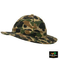 NEW AVERY OUTDOORS GHG HERITAGE WAXED COTTON ROUNDED BOONIE HAT OLD SCHOOL CAMO