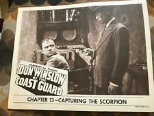 Don Winslow Of The Coast Guard RR Filmcraft serial lobby card Walter Sande