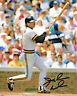 Glenn Wilson Signed 8x10 Photo Pittsburgh Pirates Autographed MLB Astros Phillie