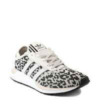 NEW Womens adidas Swift Run X Athletic Shoe New Leopard Print