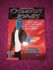 OSMOSIS JONES: NOVELIZATION By Patrick James